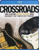 Crossroads Guitar Festival 2010 [Region B] [Blu-ray]