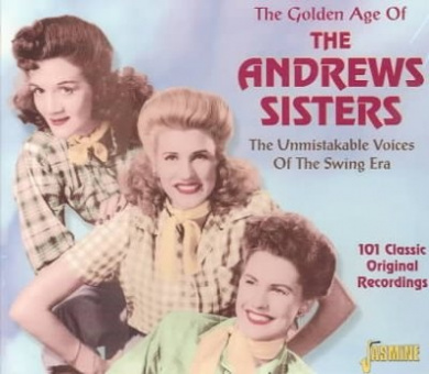 Golden Age of the Andrew Sisters [Box]