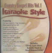 Country Gospel Hits, Volume 1