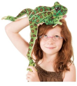 Folkmanis Leopard Frog Hand Puppet
