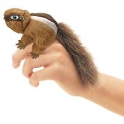 Folkmanis Folkmanis Mini Chipmunk Finger Puppet