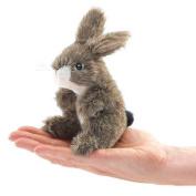 Jack Rabbit Finger Puppet by Folkmanis - 2675FM