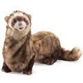 Ferret Hand Puppet by Folkmanis - 2843