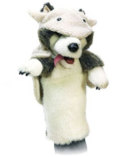 Wolf in Sheeps Clothing Stage Puppet 41cm