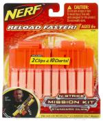 Nerf - N-Strike Mission Kit - Standard Clips