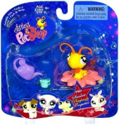 Littlest Pet Shop Collectible Pets Butterfly