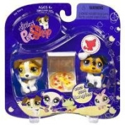 Littlest Pet Shop Collectible Pets Jack Russell Terriers