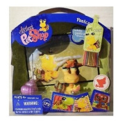 Littlest Pet Shop Hermit Crab with Towel and Shell