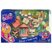 Littlest Pet Shop Themed Playpack Garden Party