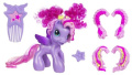 My Little Pony Starsong With Lots Of Pony Tails