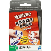 Hasbro Inc 18229 Yahtzee Hands Down Card Game