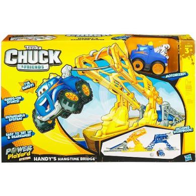 Tonka Chuck's World Handy's Hangtime Bridge Playset