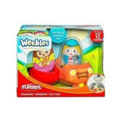 Playskool Weebles Wobblin Go-Cart - Boys