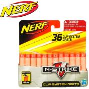 Nerf - N-Strike 36 Clip System Darts