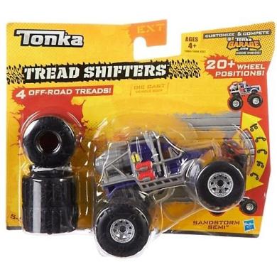 Tonka Tread Shifters Sandstorm Semi