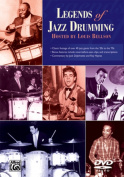Alfred 00-908084 Legends of Jazz Drumming- Complete - Music Book [Region 2]