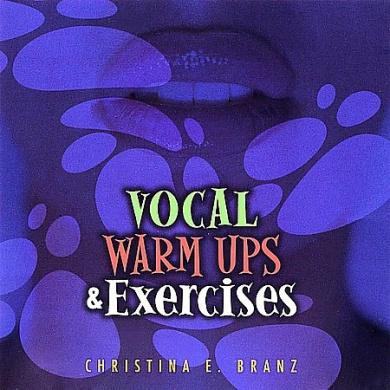 Vocal Warm Ups & Exercises