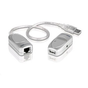 ATEN UCE60 USB Booster 198 feet EXTENSION non-powered USB extender full-speed up to 60m using