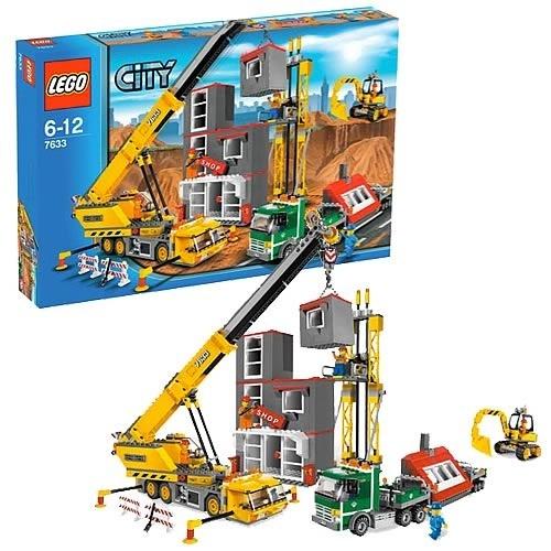 Lego City 7633 Construction Site Lego City Shop Online For Toys