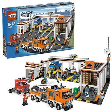 lego city garage 7642. lego city garage 7642 lego e