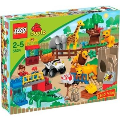 LEGO - Duplo 5634 LEGOVille Feeding Zoo