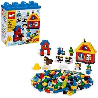 LEGO LEGO Building Fun 5549