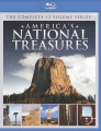 America's National Treasures [Region A] [Blu-ray]