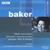 Baker Sings Haydn, Schumann, Schubert, Wolf, R. Strauss