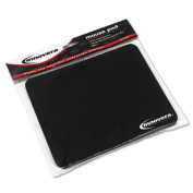 Natural Rubber Mouse Pad, Black