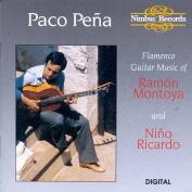 Flamenco Guitar Music of Ram¢n Montoya and Ni¤o Ricardo