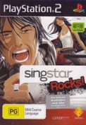 Sing Star Rocks (Game Only)