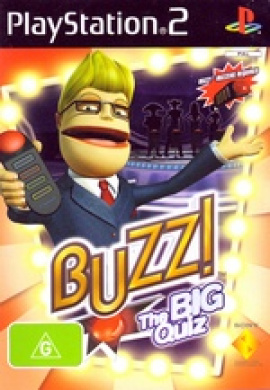 Buzz The Big Quiz Show (Game Only)