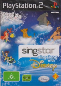Sing Star Disney (Game Only)