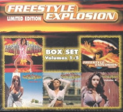Freestyle Explosion, Vol. 1-5 [Box]