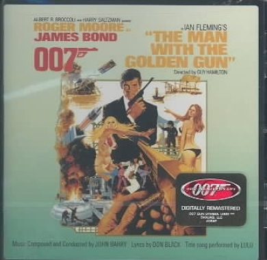 The Man with the Golden Gun [Original Soundtrack] [Remaster]