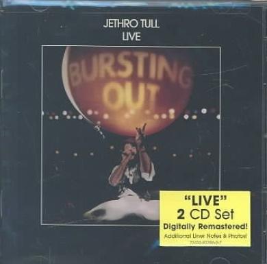 Bursting Out: Jethro Tull Live [Remastered] [Remaster]
