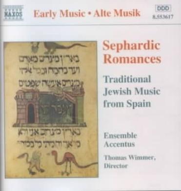 Early Music - Sephardic Romances / Wimmer, Ensemble Accentus