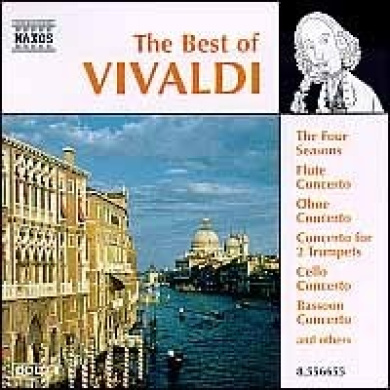 Vivaldi The Best Of