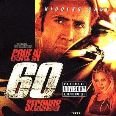 Gone in 60 Seconds [Original Soundtrack] [PA]