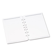 Lined Pages for Organizer, 5-1/2 x 8-1/2