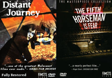 Distant Journey/The Fifth Horseman Is Fear