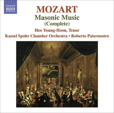 Mozart: Masonic Music (Complete)