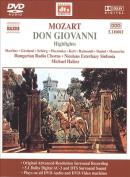 Don Giovanni (Highlights) [Region 1]