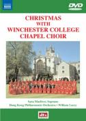 Christmas with the Winchester College Chapel Choir [Region 1]