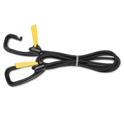 Kantek LGLC10 Bungee Cord with Locking Clasp