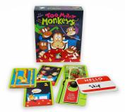 Gamewright Too Many Monkeys Game
