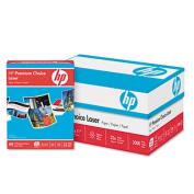 Premium Choice LaserJet Paper, 98 Brightness, 32lb, 8-1/2x11, White, 500 Shts/Rm