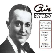 Bix Restored, Vol. 3 [Box]