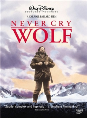 Never Cry Wolf [Region 1]