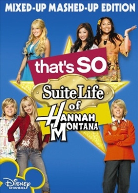 That's So Suite Life of Hannah Montana [Region 1]: Mixed Up, Mashed Up Edition